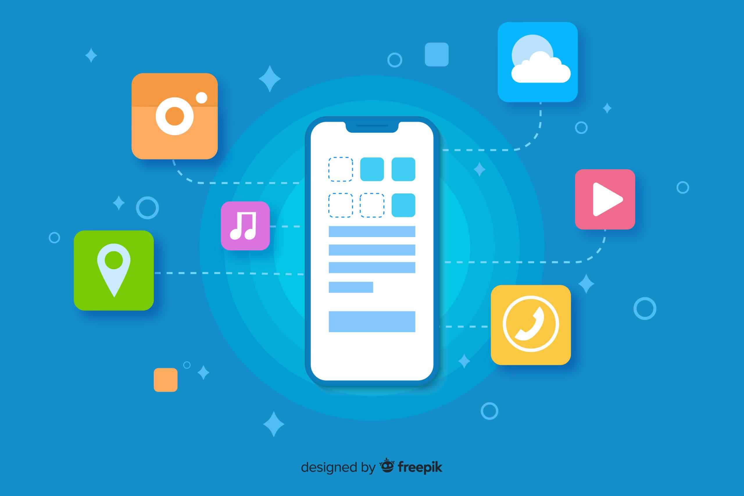 Eine eigene App biete viele Möglichkeiten